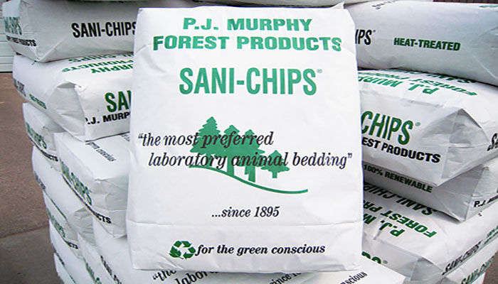 SANI-CHIPS ANIMAL BEDDING